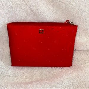 Kate spade mini pouch chilired